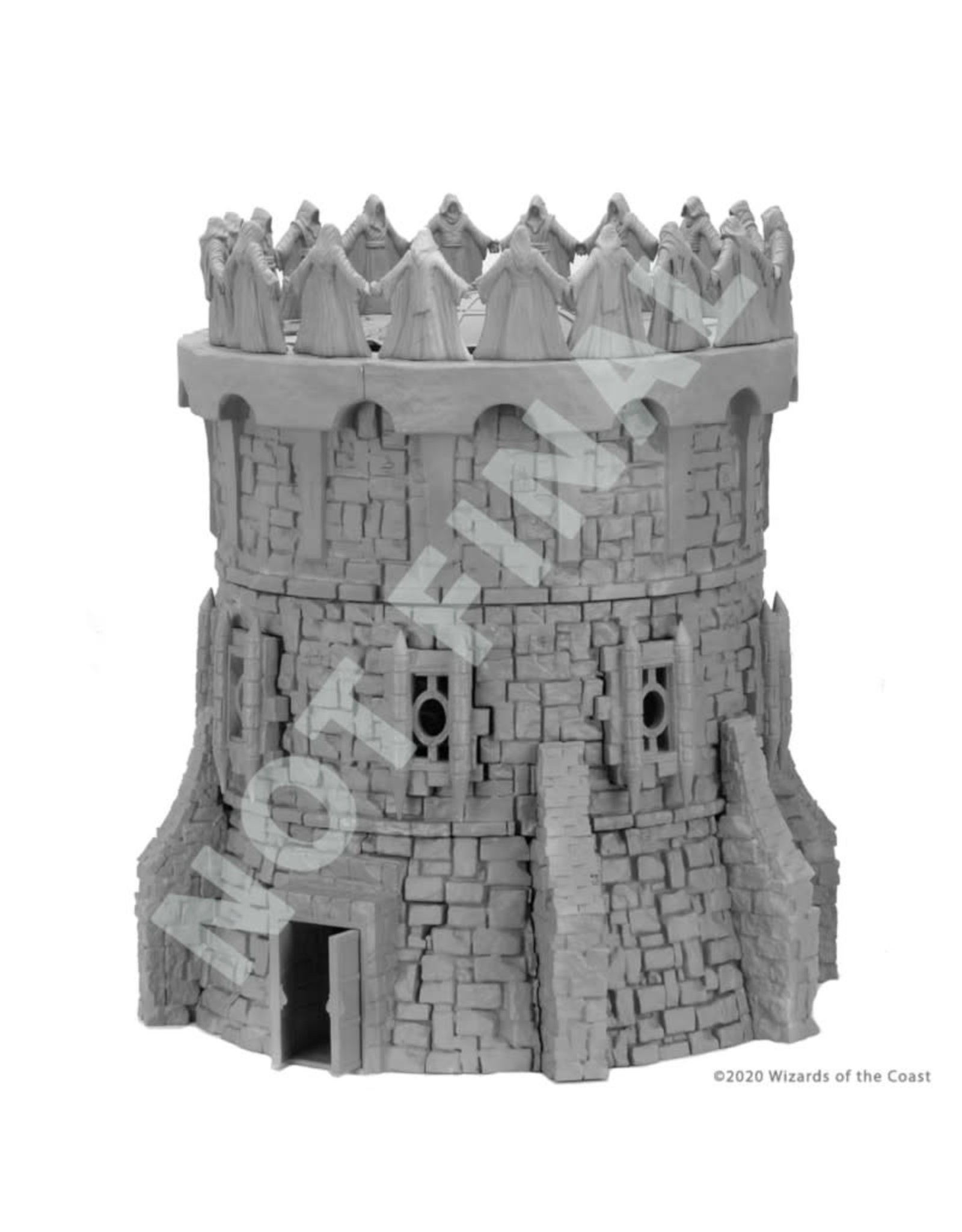 Wizkids D&D Miniatures: Icons of the Realms The Tower
