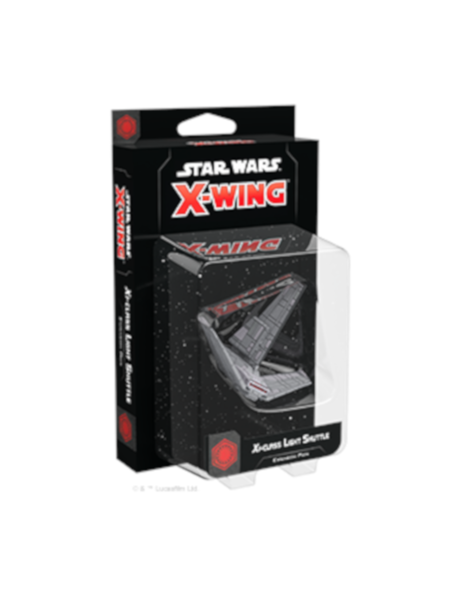Fantasy Flight Games Star Wars X-Wing Xi-class Light Shuttle Expansion