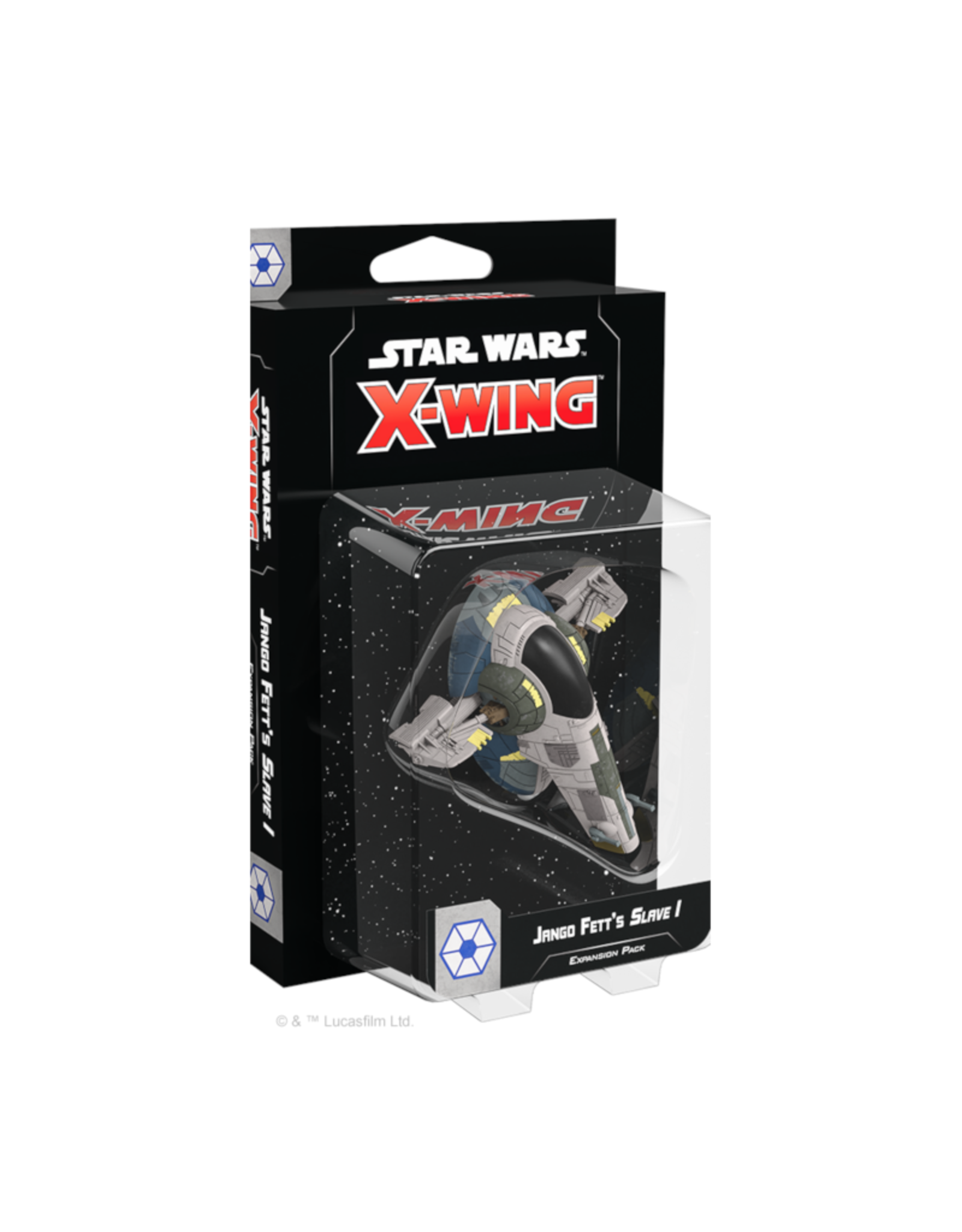 Fantasy Flight Games Star Wars X-Wing Jango Fett's Slave 1 Expansion