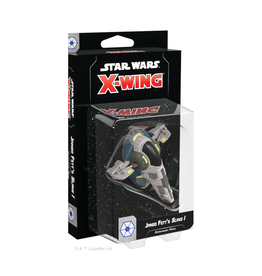 Fantasy Flight Games Star Wars X-Wing Jango Fett's Slave 1 Expansion