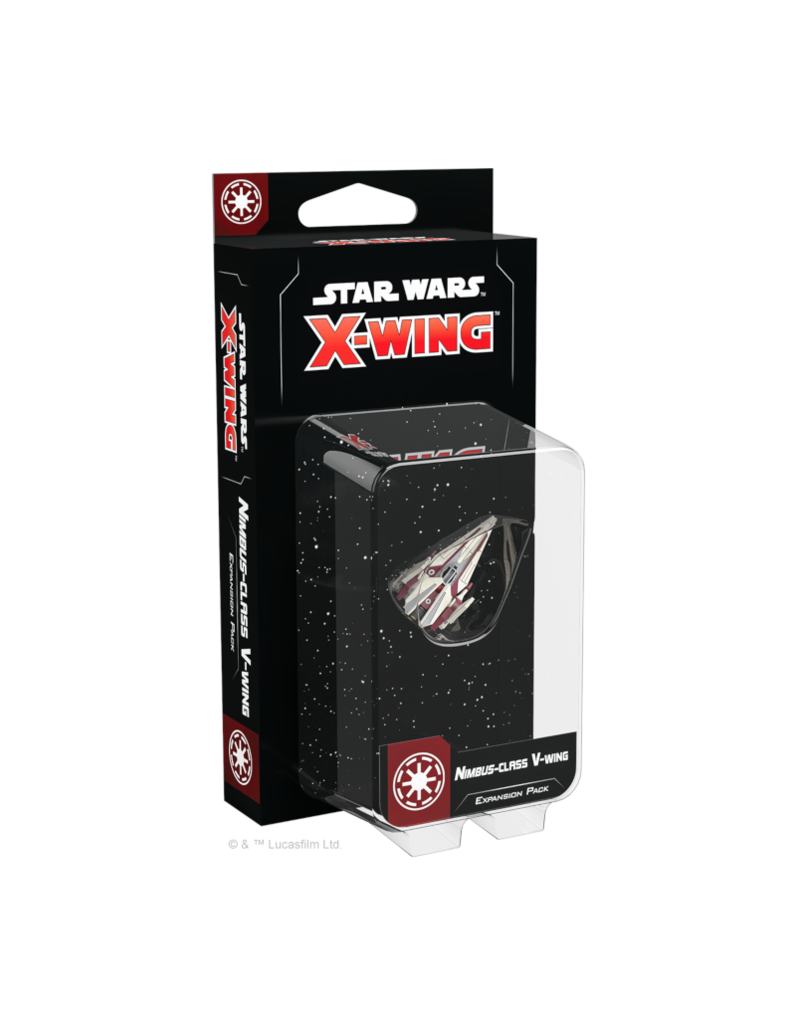 Fantasy Flight Games Star Wars X-Wing Nimbus Class V-Wing