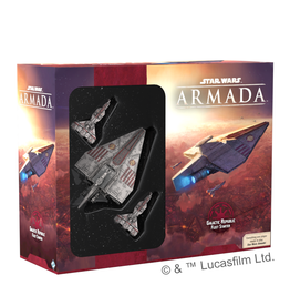 Fantasy Flight Games Star Wars Armada Galactic Republic Fleet Starter
