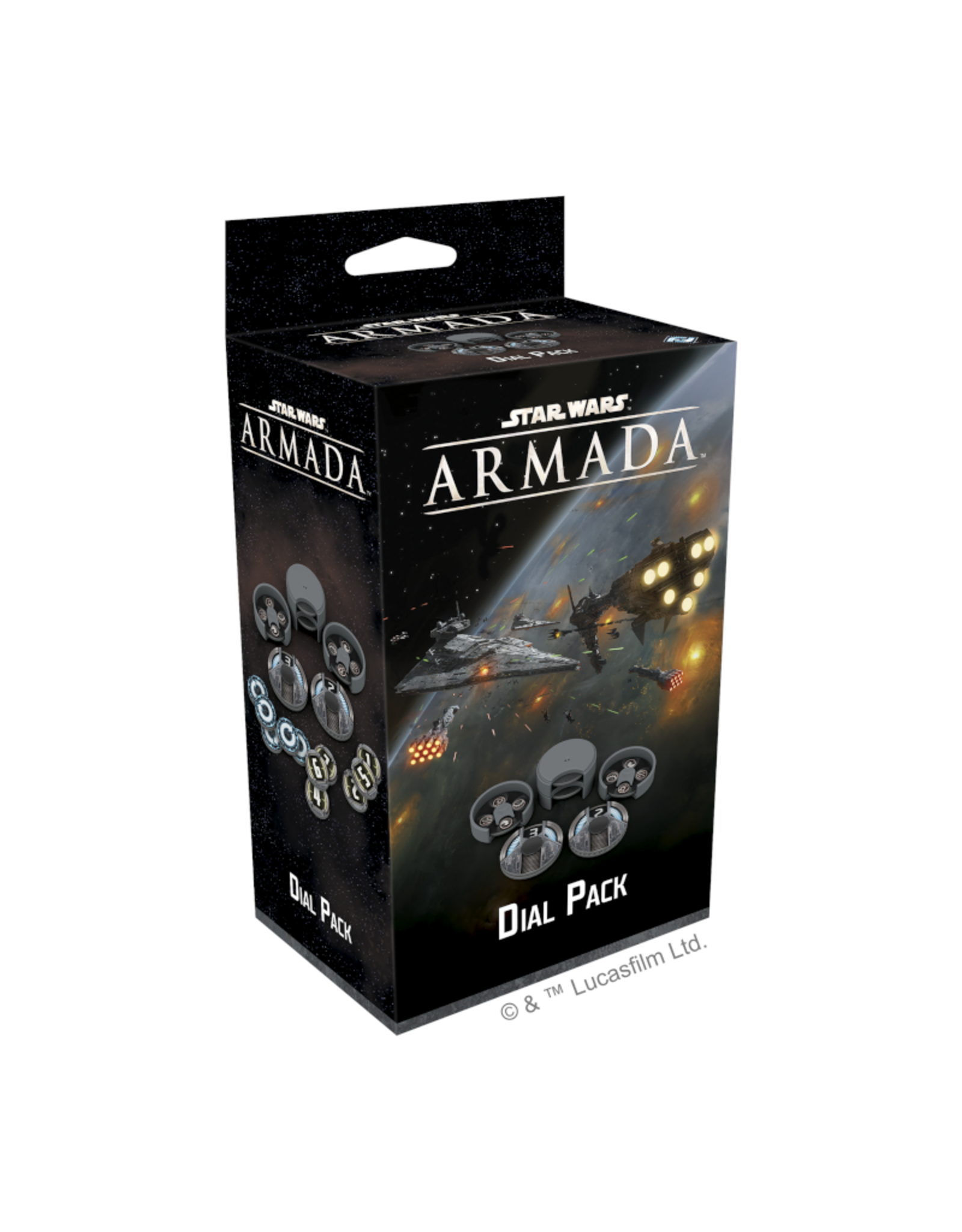 Fantasy Flight Games Star Wars Armada Dial Pack