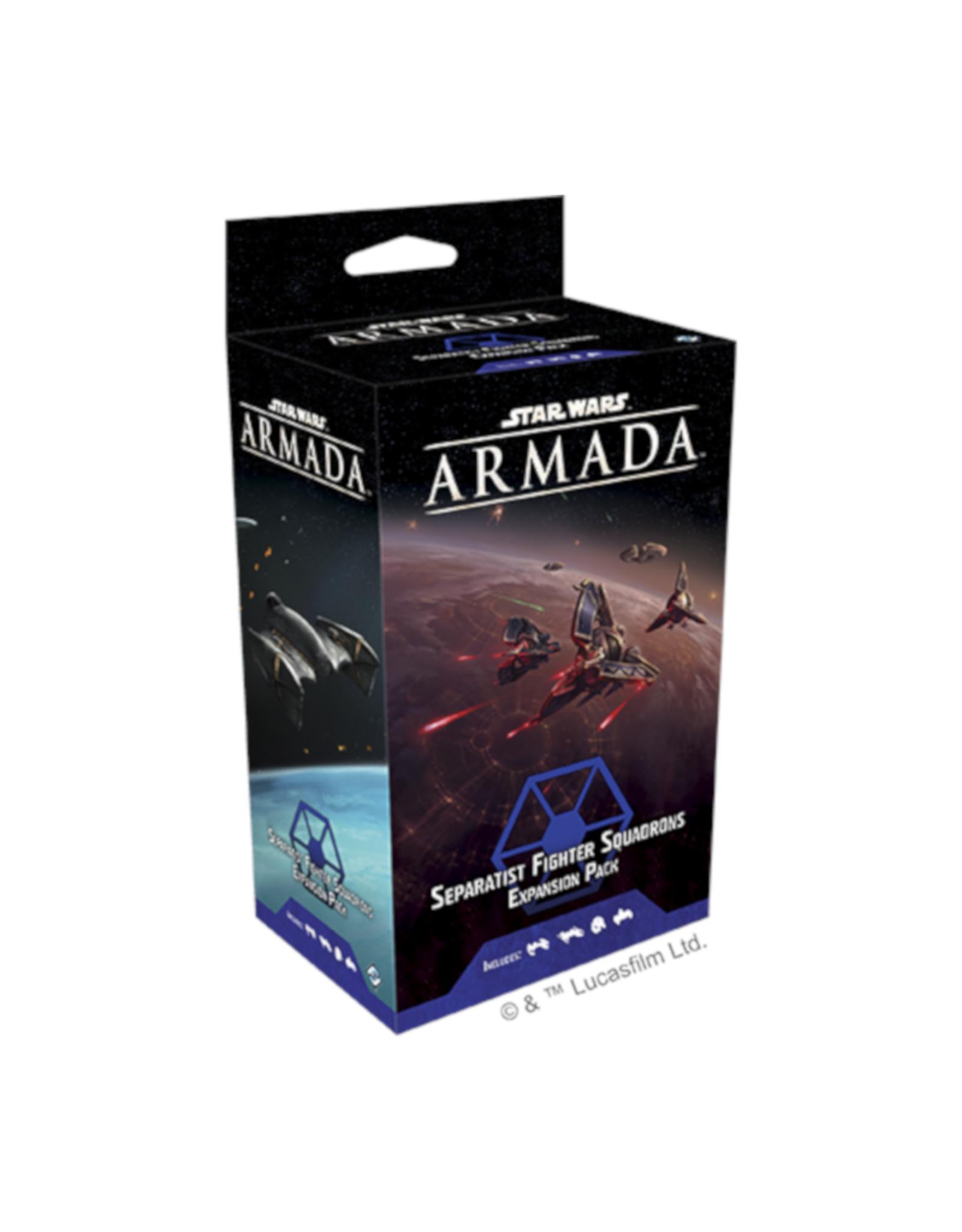 Fantasy Flight Games Star Wars Armada Separatist Alliance Squad Expansion