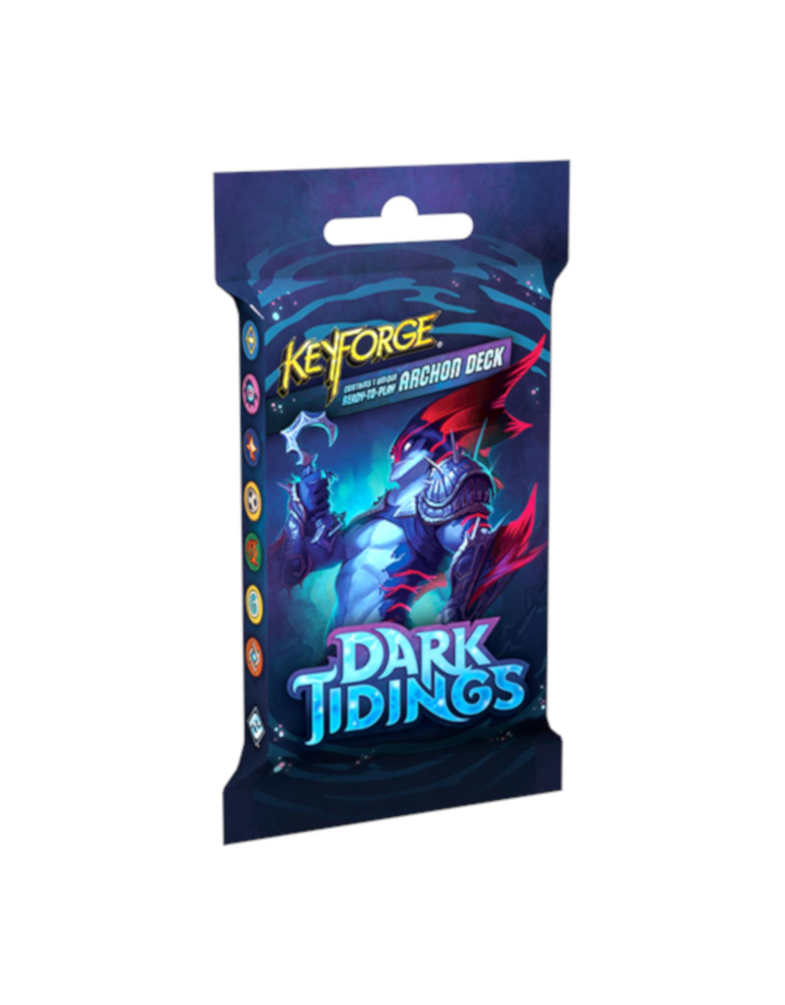 Fantasy Flight Games Keyforge Dark Tidings Archon Deck