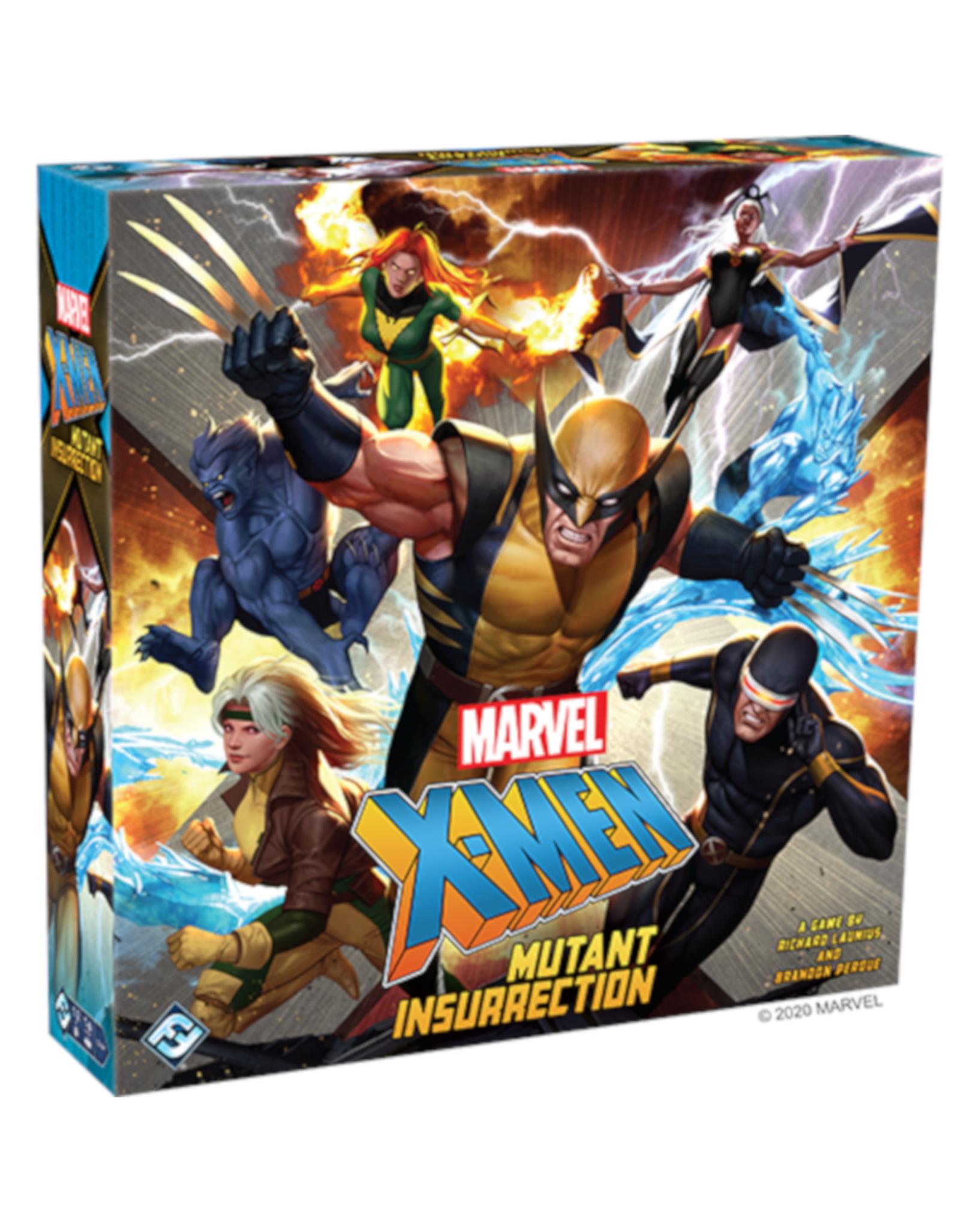 Fantasy Flight Games Marvel X-Men Mutant Insurrection