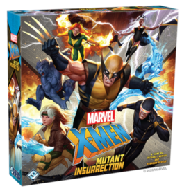 Fantasy Flight Games Marvel X-Men Mutant Insurrection