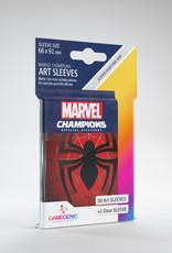 Marvel Champions Art Sleeves (50) Spiderman