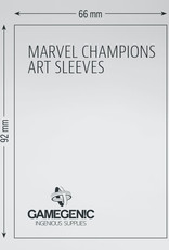 Marvel Champions Art Sleeves (50) Black Panther