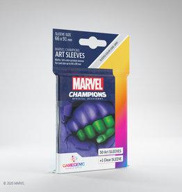 Marvel Champions Art Sleeves (50) She-Hulk