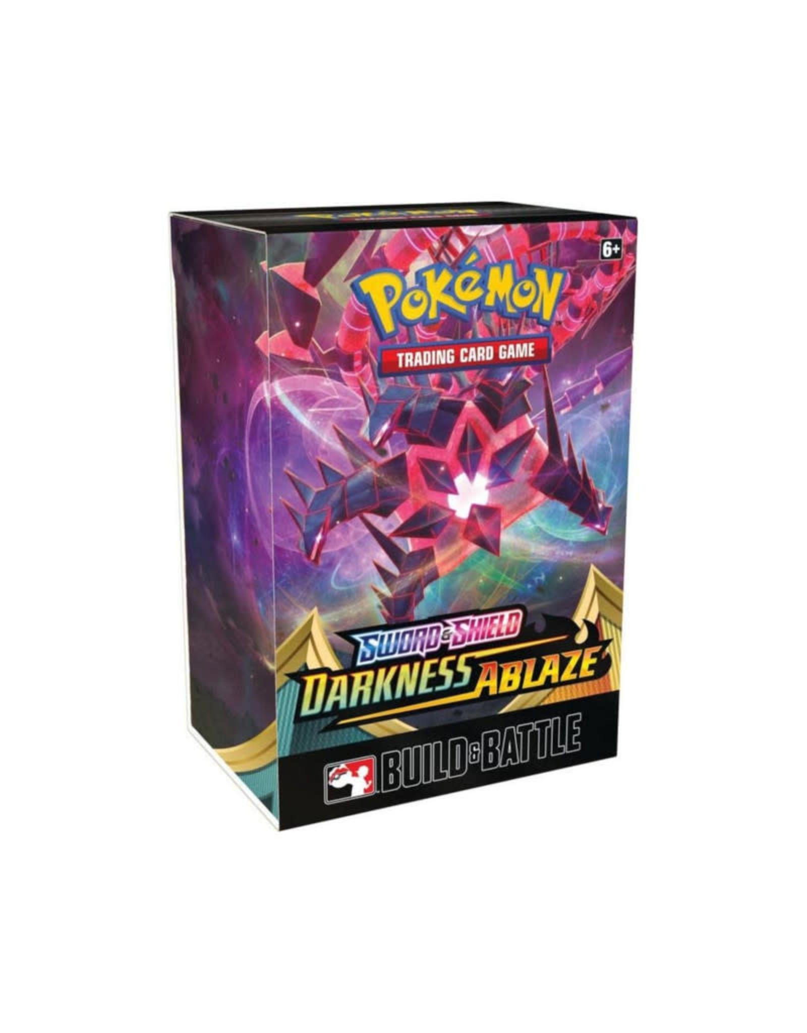 Pokemon Pokemon TCG Darkness Ablaze Build & Battle Box