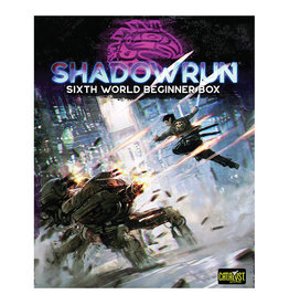 Catalyst Games Shadowrun RPG Beginner Box