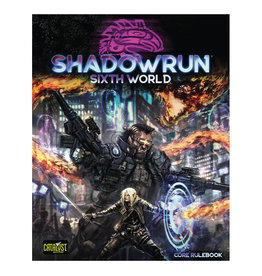 Catalyst Games Shadowrun RPG Core Rulebook (6th ed.)