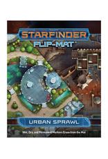 Paizo Starfinder Flip Mat Urban Sprawl