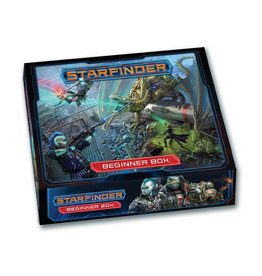 Paizo Starfinder RPG Beginner Box