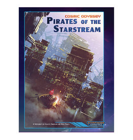 Paizo Starfinder RPG Cosmic Odyssey Pirates of the Starstream