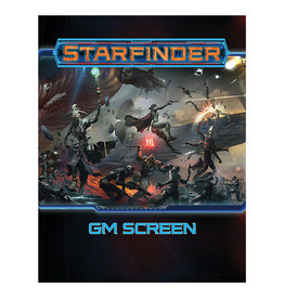Paizo Starfinder RPG GM Screen