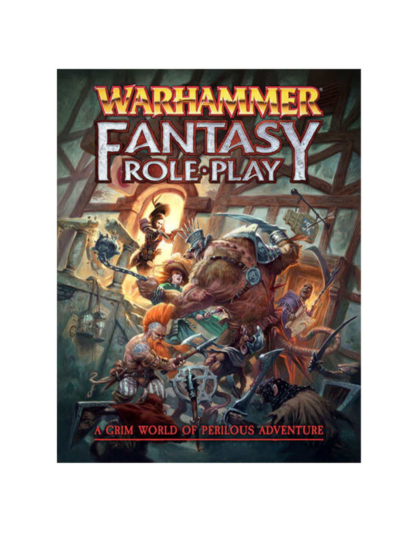 Crucible 7 Warhammer Fantasy RPG: Core