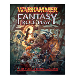Crucible 7 Warhammer Fantasy RPG Core