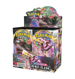 Pokemon Pokemon Rebel Clash Booster Box (36)
