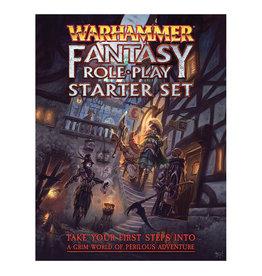 Crucible 7 Warhammer Fantasy RPG Starter