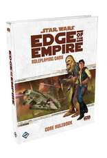 Star Wars Edge of the Empire RPG: Core Rulebook