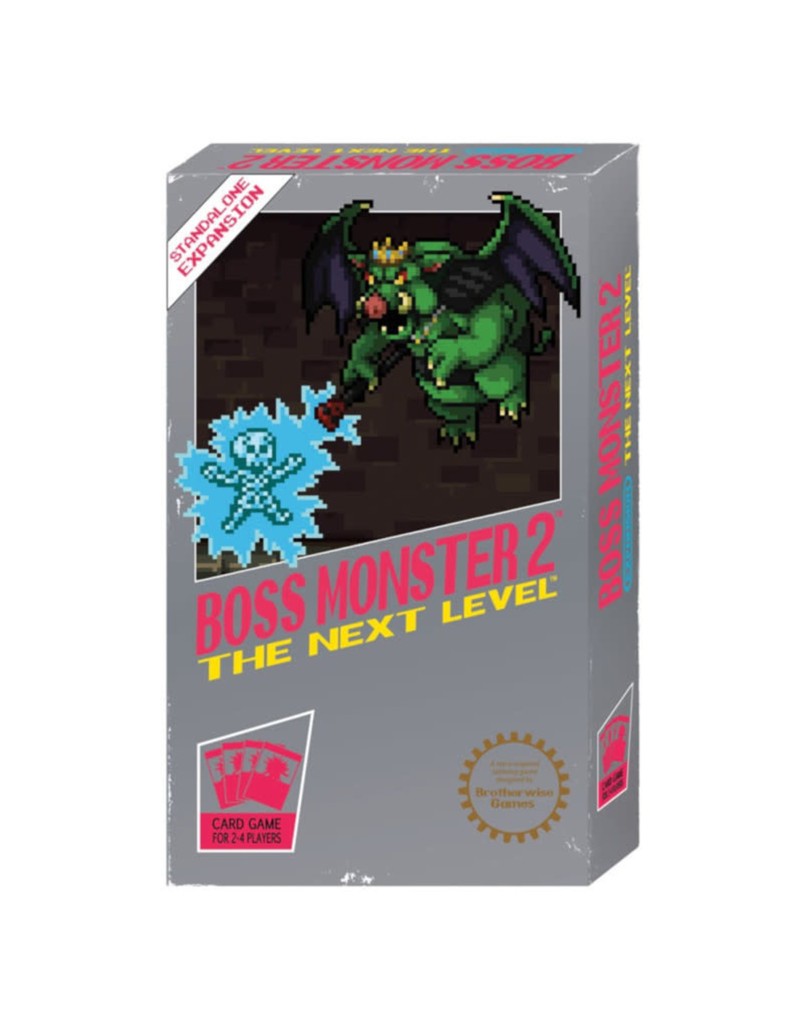 Brotherwise Games Boss Monster 2 The Next Level