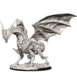 Wizkids Deep Cuts Unpainted Minis: Clockwork Dragon