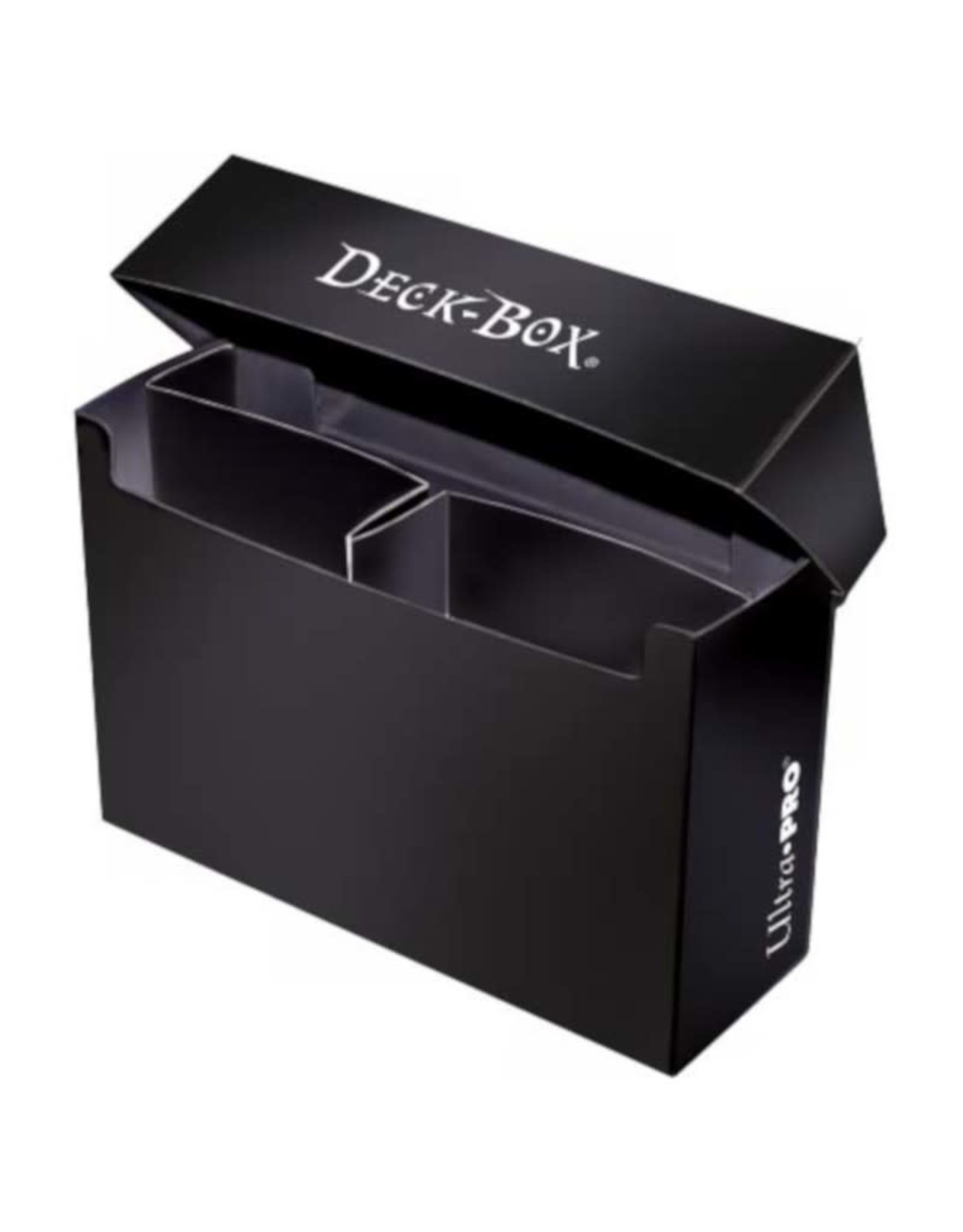 Deck Box: UltraPro Oversized Black