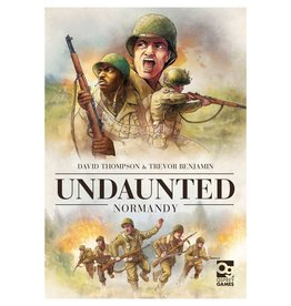 Osprey Games Undaunted: Normandy