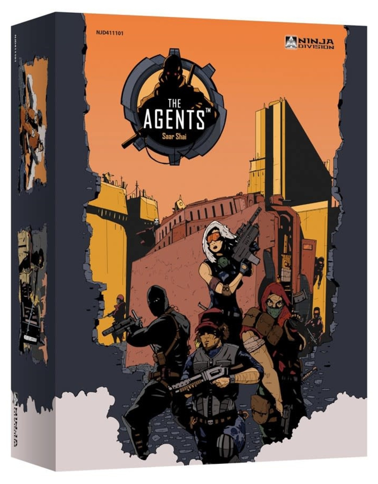 Miscellaneous The Agents