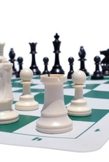 Chess Set: Deluxe Tournament Set with Canvas Bag