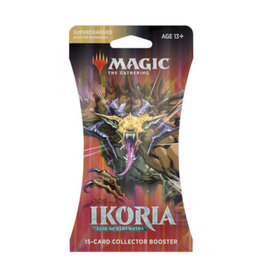 Wizards of the Coast MTG Ikoria Lair of Behemoths Collector Booster Pack