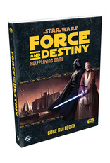 Fantasy Flight Games Star wars Force and Destiny RPG: Core Rulebook