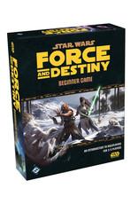 Fantasy Flight Games Star Wars Force and Destiny RPG: Beginner Game