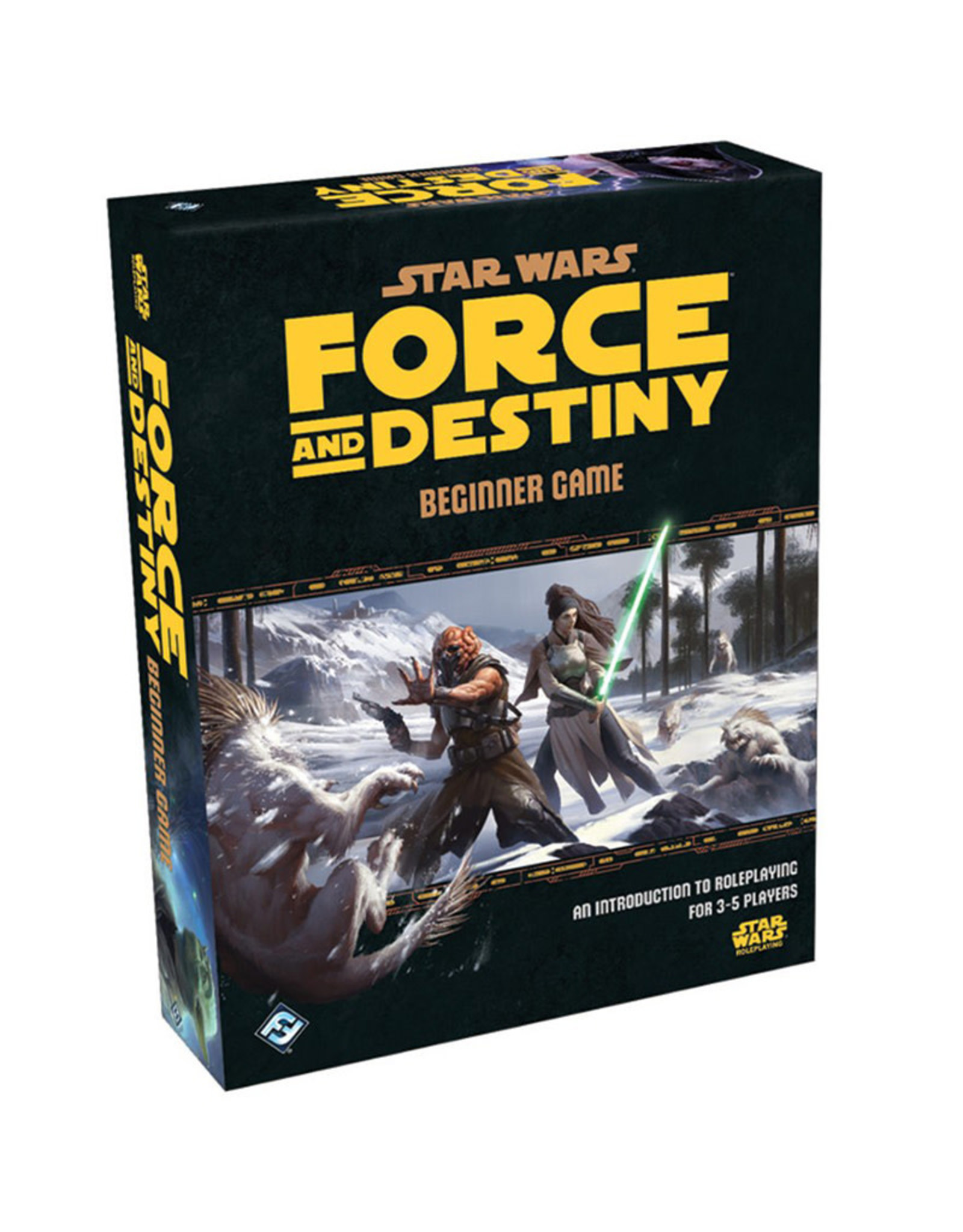 Fantasy Flight Games Star Wars Force and Destinty RPG: Beginner Game