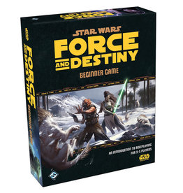 Fantasy Flight Games Star Wars RPG Force and Destinty Beginner Game