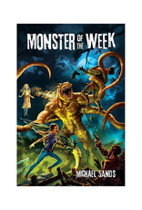 Evil Hat Productions Monster of the Week RPG
