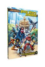 Green Ronin Publishing Mutants and Masterminds RPG: Basic Hero Handbook