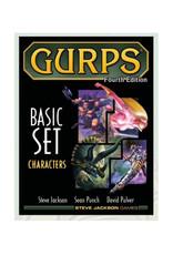 Steve Jackson Games GURPS RPG: Basic Set Characters