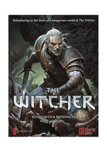 R. Talsorian Games The Witcher RPG