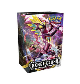 Pokemon Pokemon TCG Rebel Clash Prerelease Kit Build & Battle