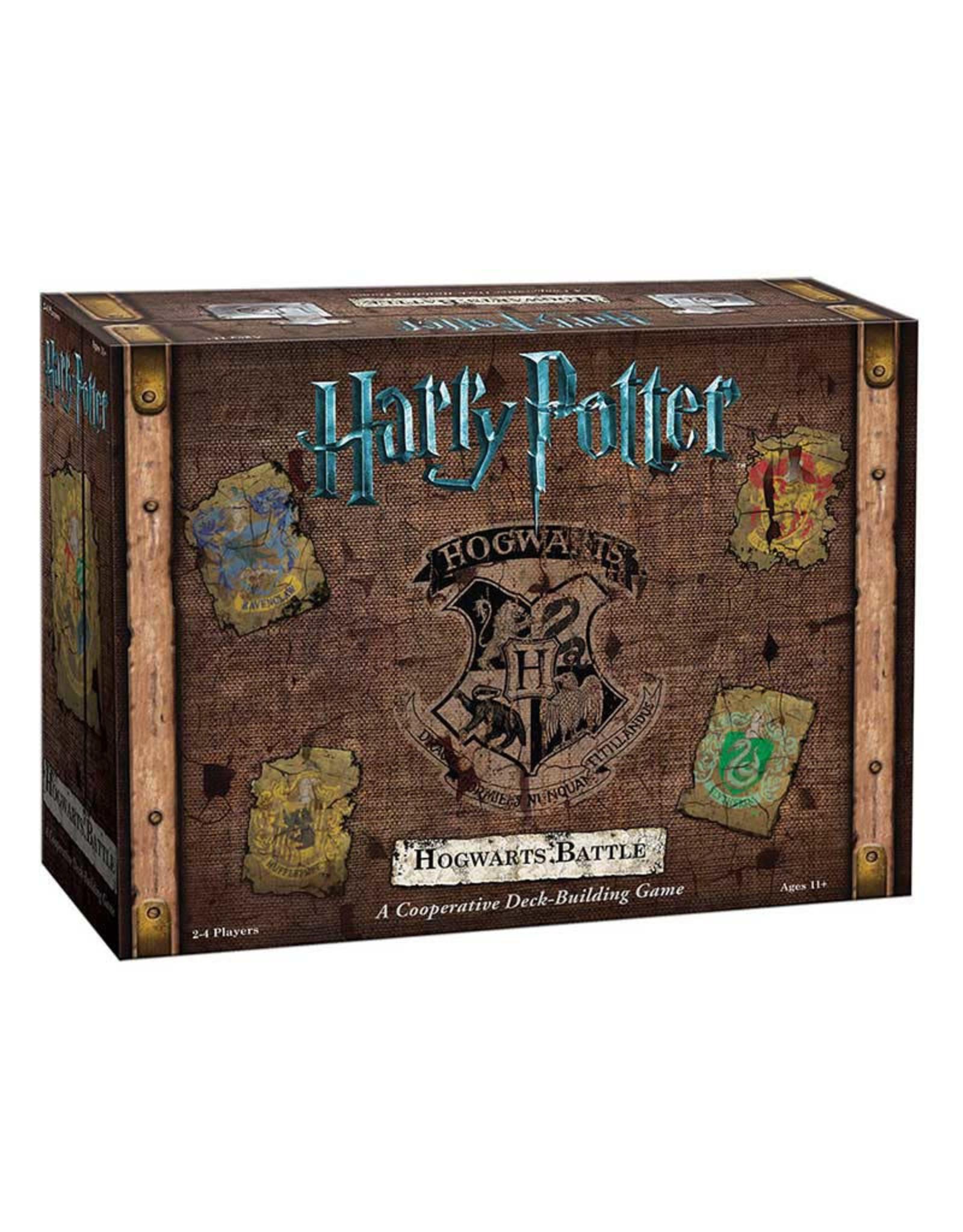 USAopoly Harry Potter Hogwarts Battle