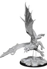 Wizkids D&D Nolzur's Unpainted Miniatures: Young Green Dragon