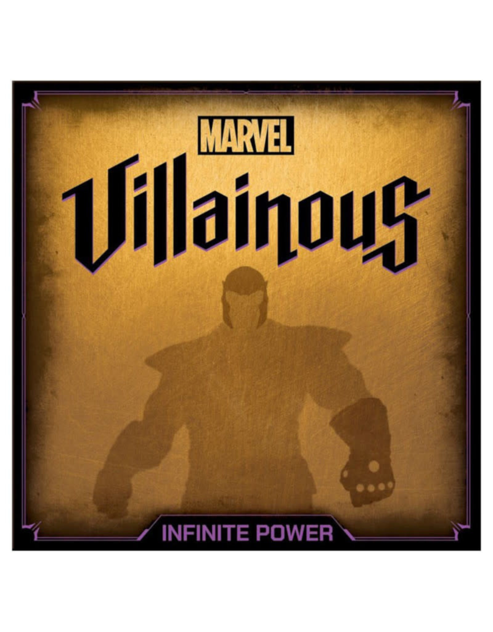 Ravensburger Disney Villainous Marvel Infinite Power