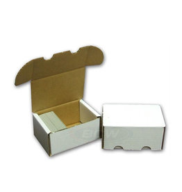 BCW BCW Cardboard Box (300-Card Capacity)