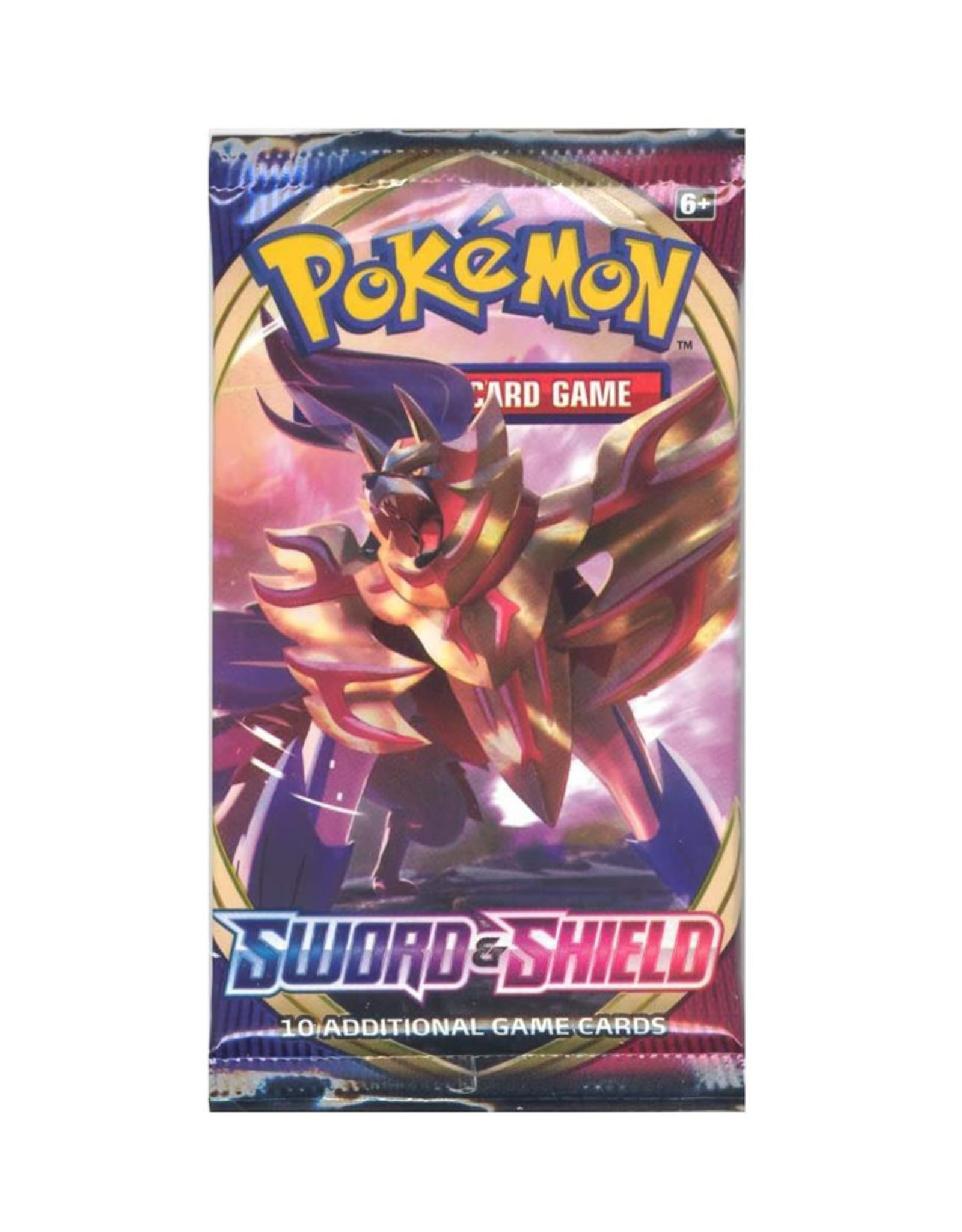Pokemon Pokemon Sword and Shield Booster