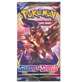 Pokemon Pokemon Sword and Shield Booster