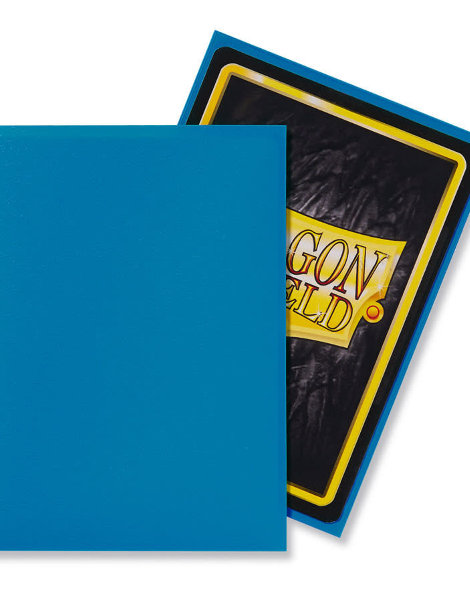 Arcane Tinmen Sleeves: Dragon Shield Matte (100) Sky Blue