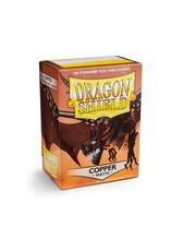 Arcane Tinmen Deck Protectors: Dragon Shield Matte (100) Copper
